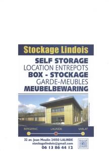 Stockage Lindois