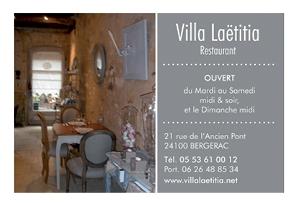 Villa Laétitia